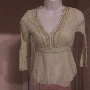 Cute little blouse by Karma Highway